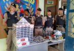 Policiais que participaram da Operação em Ponto dos Volantes - Foto Radar dos Vales