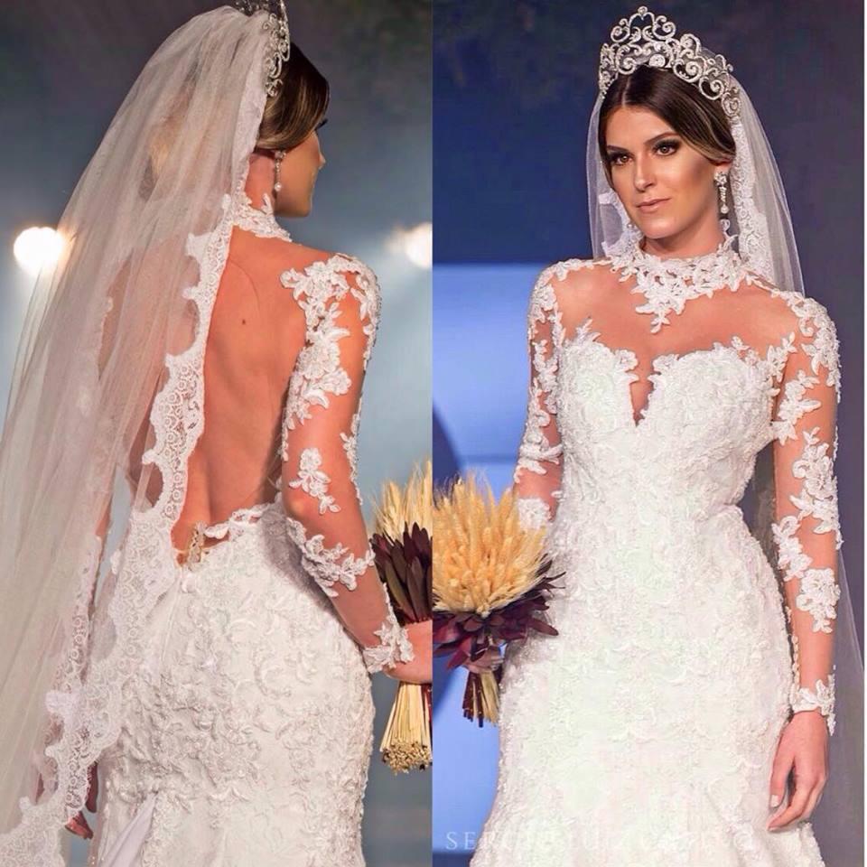 Matrimonio O Que é : Luma a loirinha que arrasa nas passarelas e motiva o