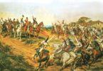 Quadro Independência ou Morte - Que retrata o Grito de Independência de Dom Pedro I