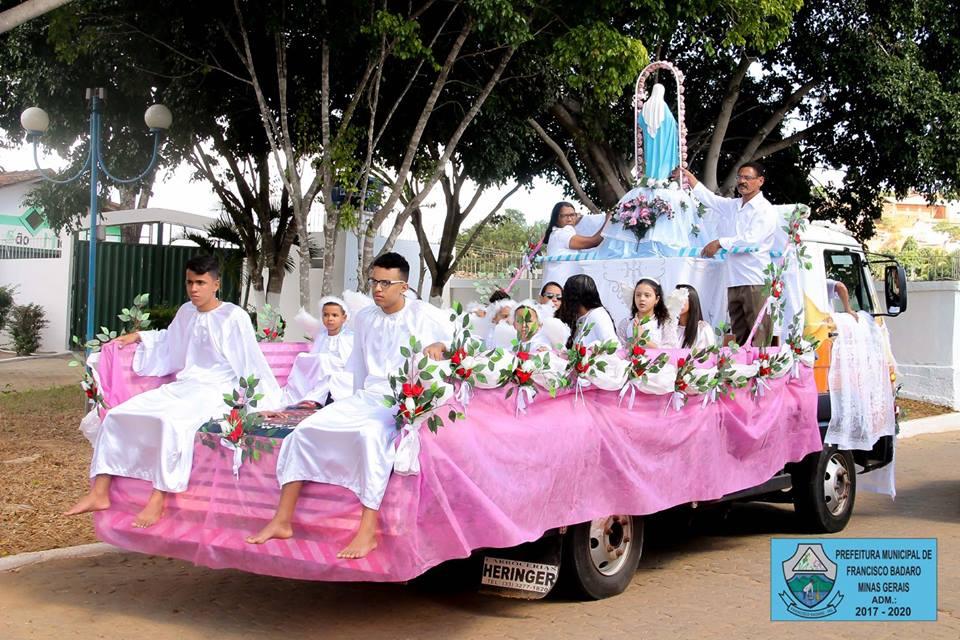 Festas Marianas Do Mês De Outubro Nossa Senhora Do: A Festa De Nossa Senhora Do Rosário De Francisco Badaró